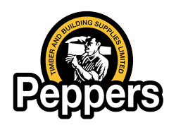 peppers building supplies logo